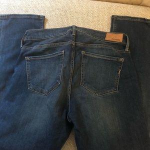 Express jeans. Never worn 12 short